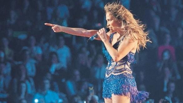 Lopez maße jennifer Jennifer Lopez's