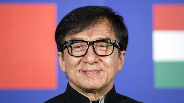 Jackie Chan Geboren